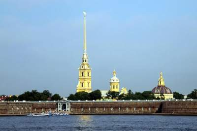 City Tour of St. Petersburg with visit to Peter and Paul Fortress