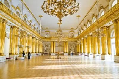 Hermitage Museum Tour
