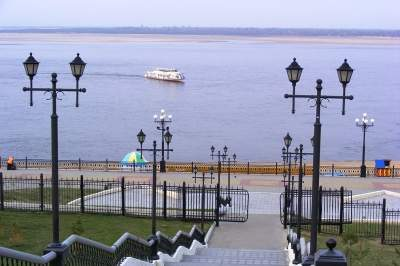 Amur river boat tour (guide and entrance ticket)
