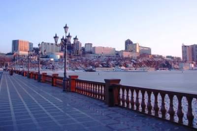 City tour of Vladivostok