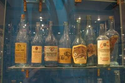 Vodka Museum Tour with transport (excursion only)