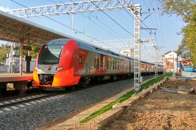 "The speed suburban trains ""Lastochka"" would offer free Wi-Fi during FIFA World Cup 2018"