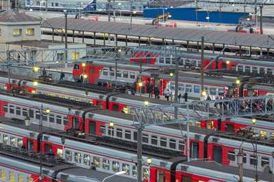 The Russian Railways offers online Lost and Found Service