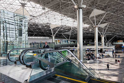 The metro station to be open at the Vnukovo Airport
