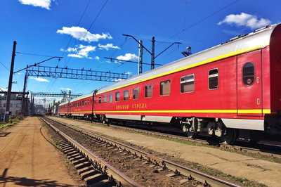 Russian Railways has opened ticket sales 120 days in advance