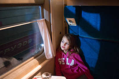 """The Russian Railways' plans for the """"Compartment for Children"""" pilot project"""