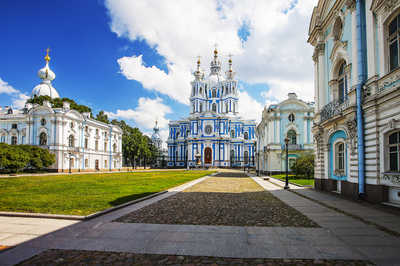Free E-Visas to St, Petersburg