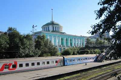 "Octyabrskaya Railway in the Murmansk Region implements ""Environmental safety assurance"" program"