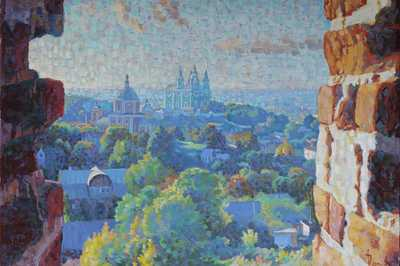 Viktor Ageev is on display at the Ryazan Art Museum