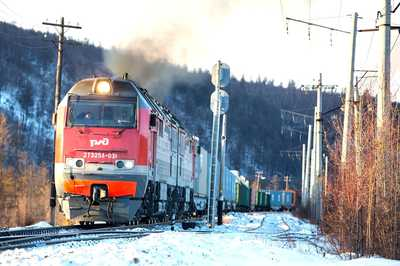 Russian Railways Expanding