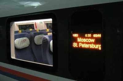 Best Ways to Travel from Moscow to St Petersburg