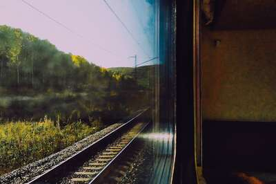 Great Russia by Train