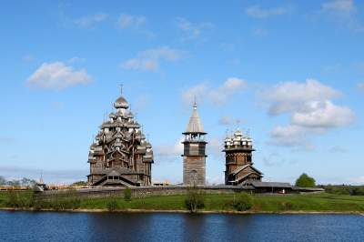 St. Petersburg - Moscow cruise by a 3-star ship