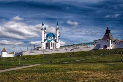 Moscow - Astrakhan cruise