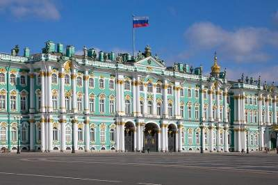 St. Petersburg - Moscow cruise by a 5-star ship