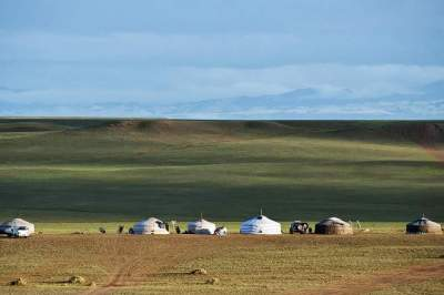 Group tour Great Trans-Siberian Journey to China via Mongolia