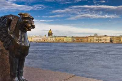 Group Tour St. Petersburg Break