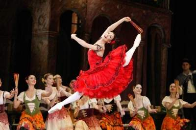 Russian Ballet Tour Package - Moscow and St. Petersburg