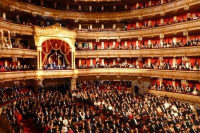 Russian Ballet Tour Package - Moscow
