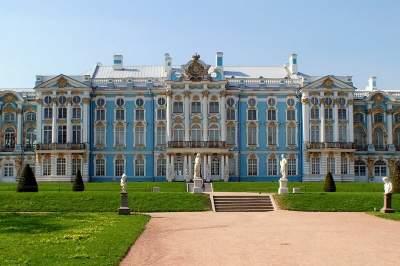 Major City Highlights & Catherine Palace