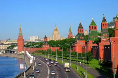 One-Day Moscow Tour with Visit to the Kremlin