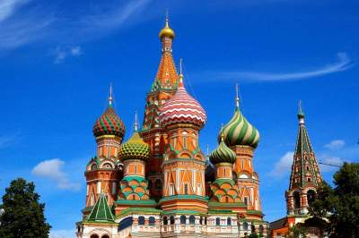 One-Day Moscow Tour with Visit to the Tretyakov Gallery