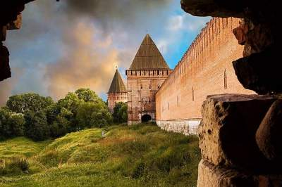 Ancient Russia, the Beginning