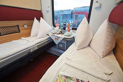 Nice - Moscow train