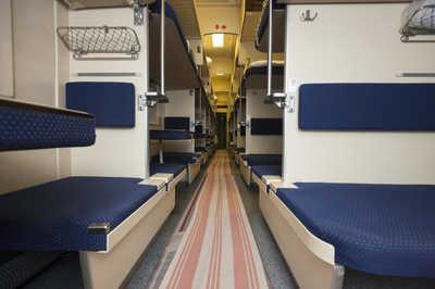 Baltic Express train