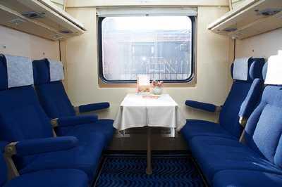 Nevsky Express train