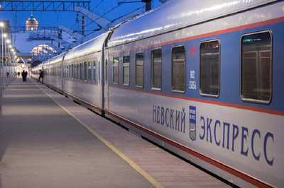 Nevsky Express train