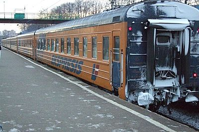 Latvijas Expresis train