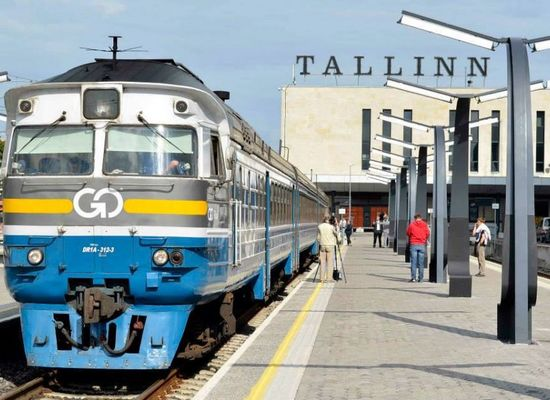 Tallinn - St. Petersburg and Tallinn - Moscow trains will be cancelled