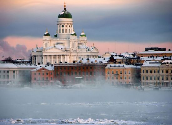 Additional Train to Finland on New Year Holidays