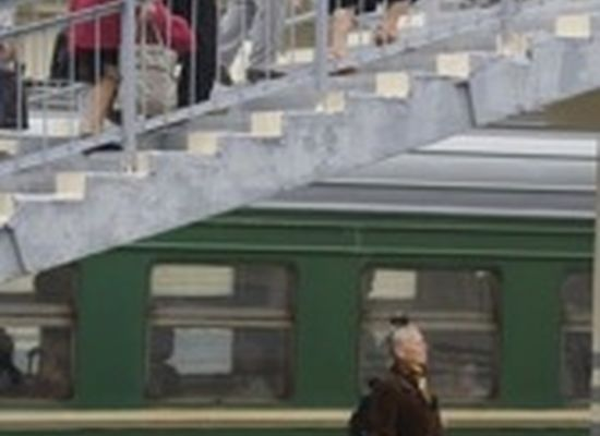 Russian Railway Partner with Metro