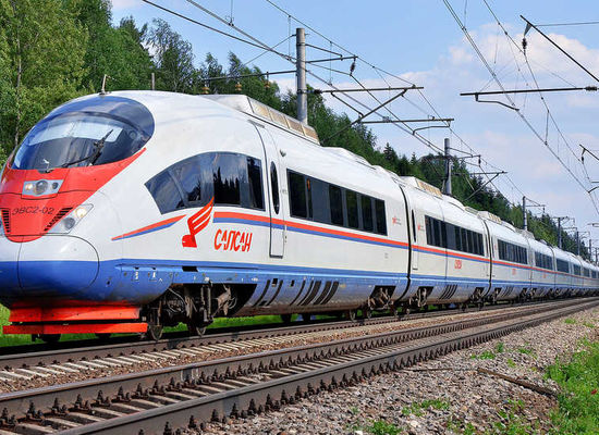 From skies to earth: superiority of the speed trains