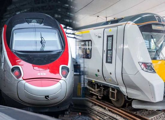 Alstom Modernizes Russia Railways
