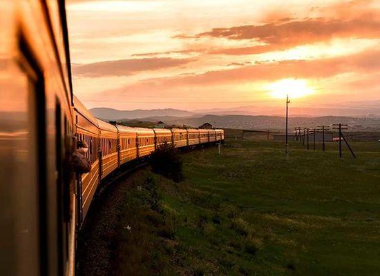 Trans Siberian Express - Moscow to Vladivostok