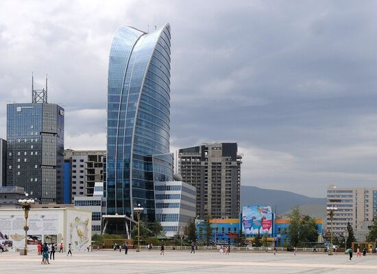Railway connections with Mongolia temporarily suspended