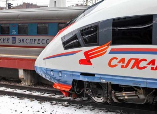 Sapsan vs. Nevsky Express: How Do They Differ?