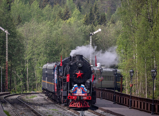 Types of Russian Trains