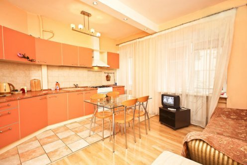 Appartamento Kremlin Central Deluxe