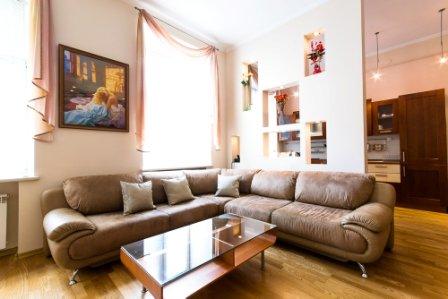 Appartamento Karavannaya 11