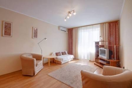 Appartamento Polyanka Modern A
