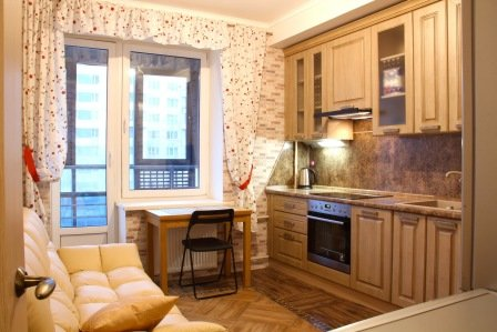 Appartement Ispytateley 18