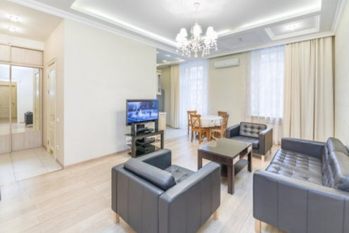 Appartement  Pushkinskaya 3