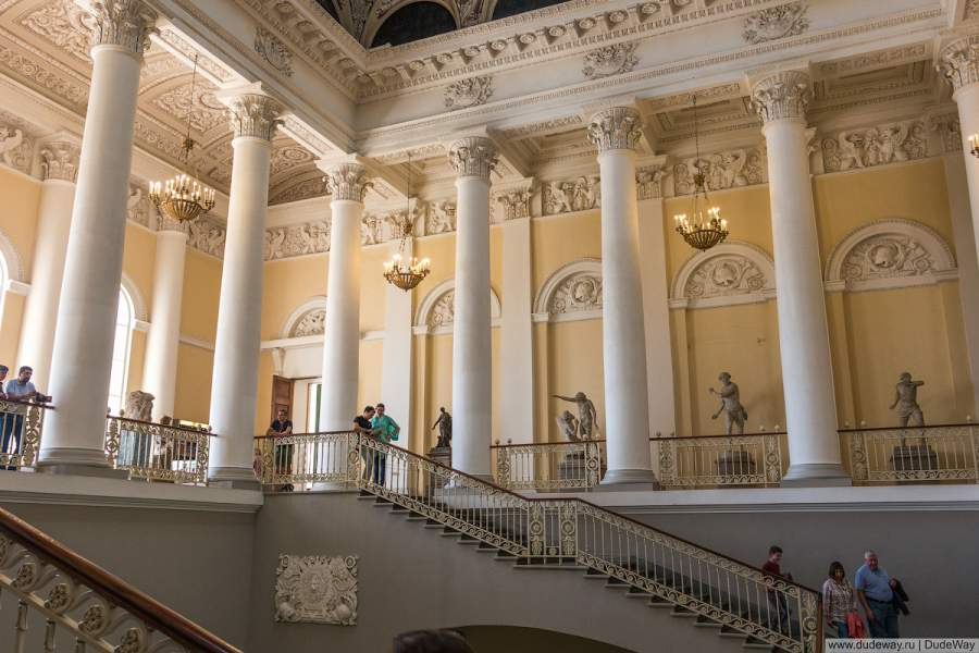 During 3 days in November, Museums in St. Petersburg will be working free of charge