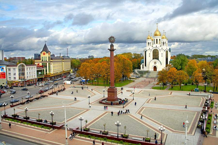 The Electronic Visas were approved for Kaliningrad Region