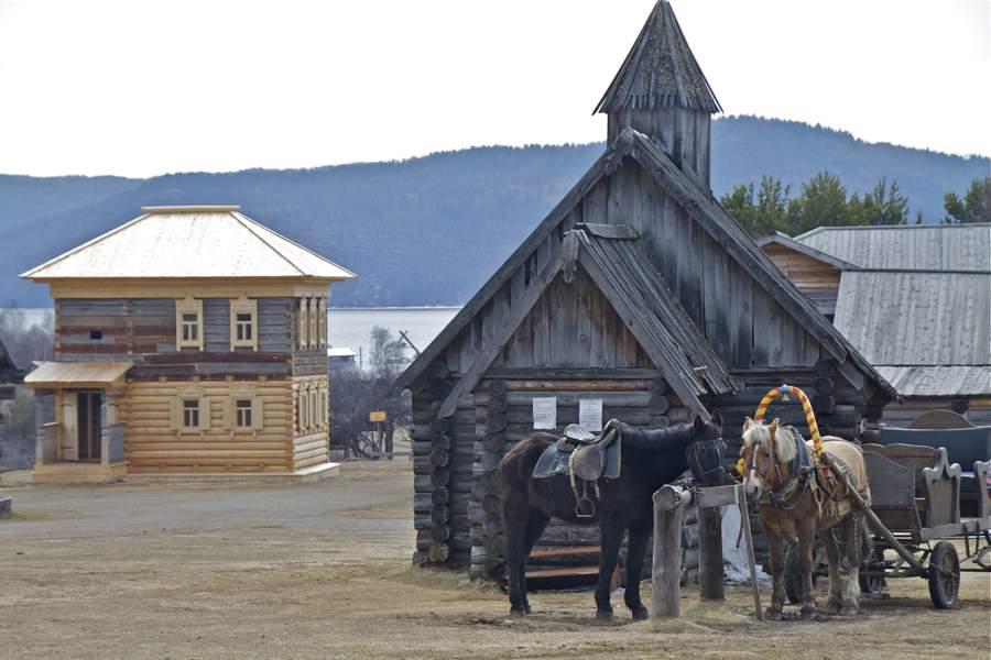 The Wooden Jar Yard to appear in Taltsy Museum near Irkutsk