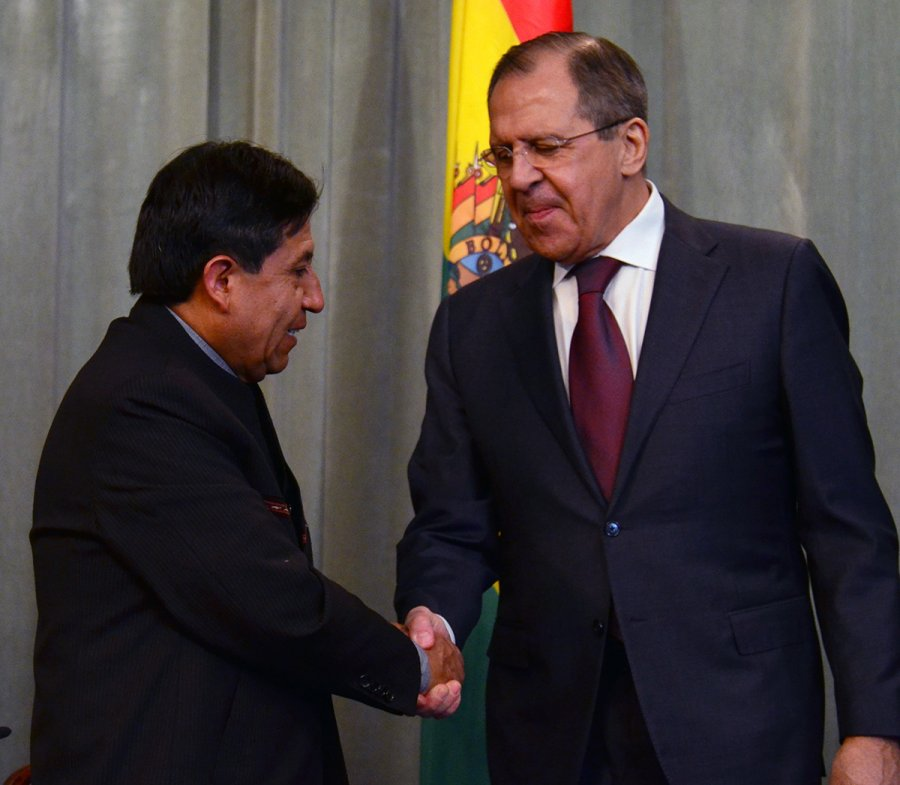Russia and Bolivia Sign Visa-Free Agreement
